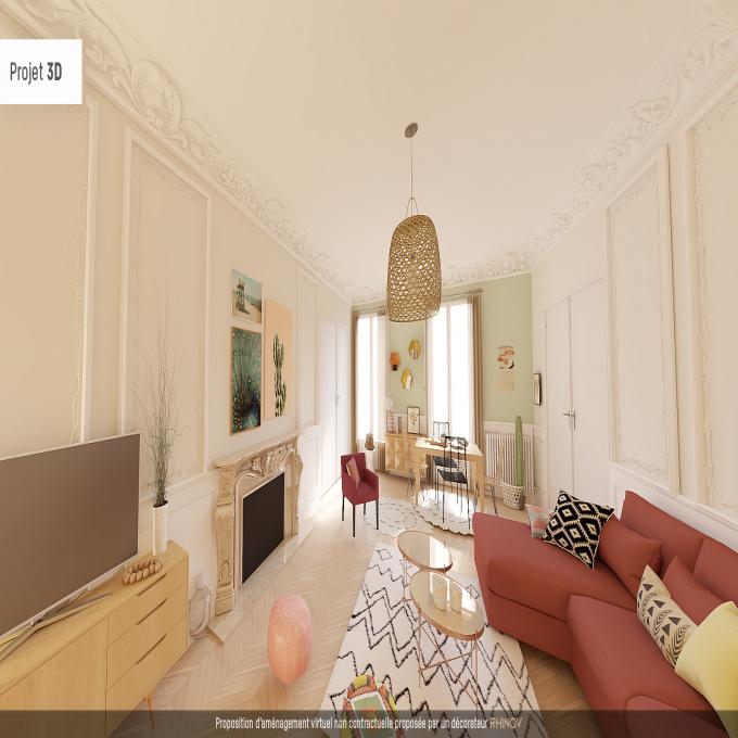 Offres de vente Appartement Paris (75008)