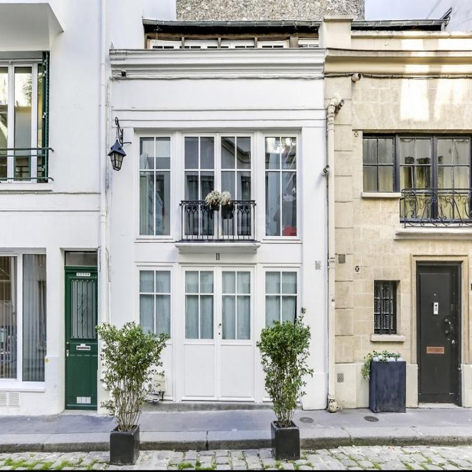 Offres de vente Maison Paris (75008)